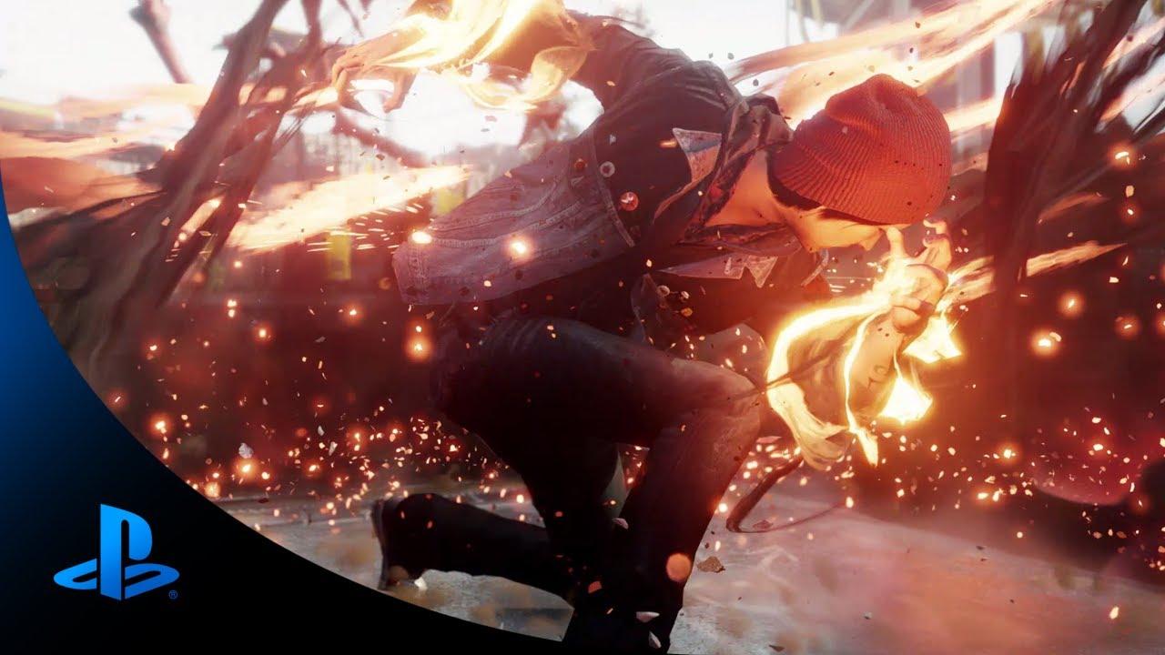 inFAMOUS: Second Son para PS4 – Fumaça e Espelhos