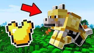 Minecraft | Como Hacer Armadura Para LOBO