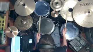 Chevelle - Straight jacket fashion (Drum cover by Dmitry Sierkin)
