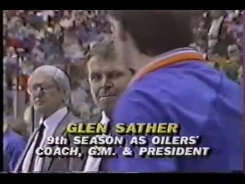 Mar.05/1988 Edmonton Oilers - Calgary Flames
