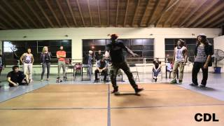 FOOTWORK FRENZY San Francisco | Judges Showcase | July 2014 | City Dance