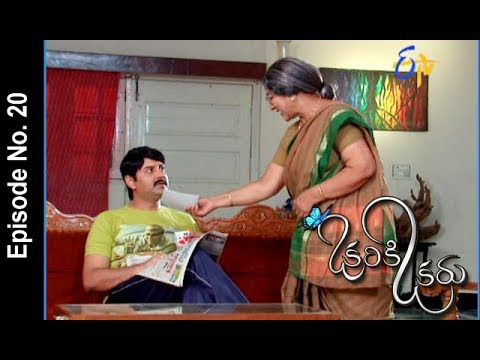 Okariki Okaru | 30th May 2017 | Full Episode No 20 | ETV Telugu
