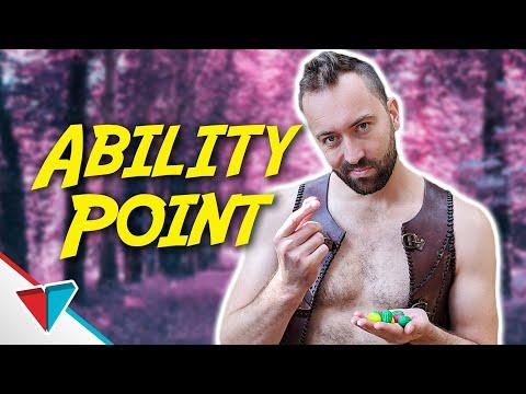 Dovednostní body - Epic NPC Man