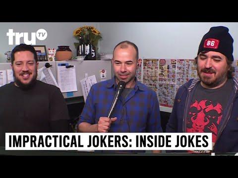 Impractical Jokers: Inside Jokes - Joe Goes Commando | truTV