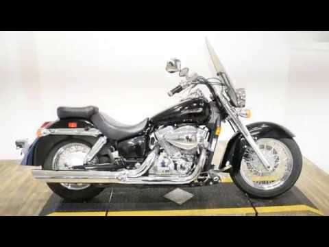 2004 Honda Shadow Aero in Wauconda, Illinois - Video 1