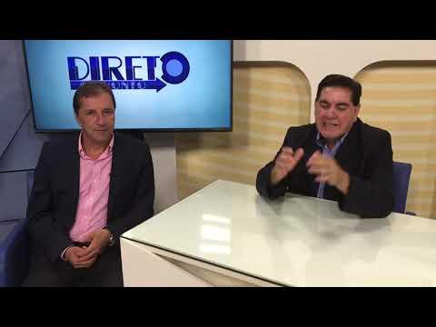 Chamada Direto ao Ponto entrevista o prefeito Hildon Chaves - Gente de Opinião