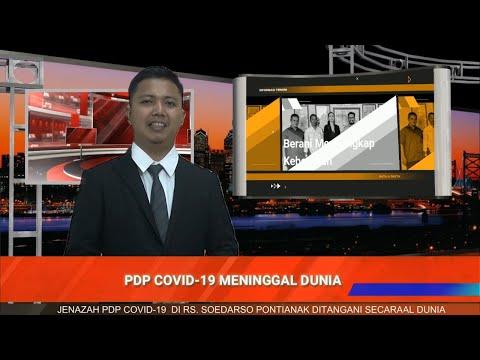 Video of Video : Pasien Dalam Pengawasan Covid-19 Meninggal Dunia di Pontianak