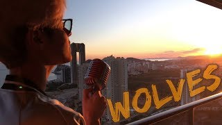 Selena Gomez, Marshmello   Wolves (Kristian Kostov Cover)