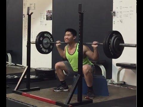 Auf 5 kg für die Woche den Männern abzumagern