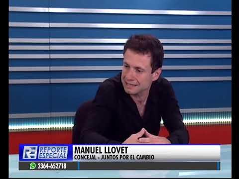 Manuel Llovet