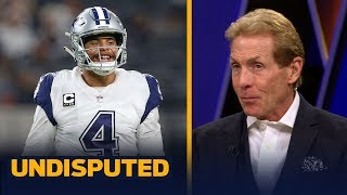 Skip Bayless can see the Cowboys winning out and taking the NFC East | NFL | UNDISPUTED