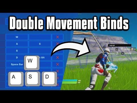 Advanced Keybinds You NEED To Start Using! - Fortnite Battle Royale