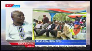 NewsCentre: Will signing the the coalition agreement guarantee unity in Nasa?