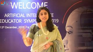 The status of AI adoption in education sector in India