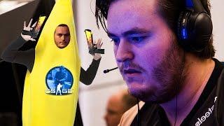 Top 5 CS: GO Plays of NiP Friberg: The King of Banana