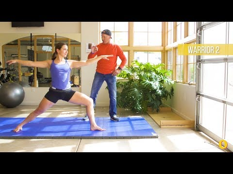 Moves: A Beginner's Guide to Yoga