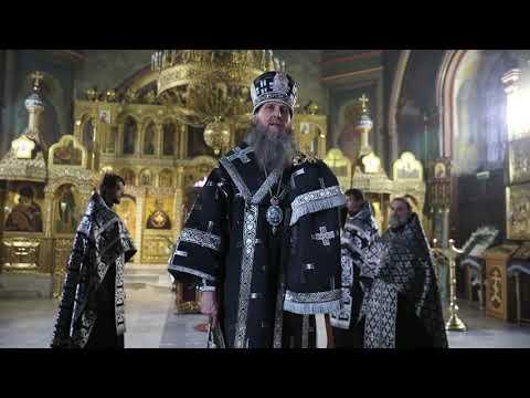 Проповедь после Чина Погребения Плащаницы