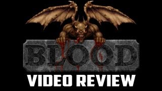 Retro Review - Blood PC Game Review