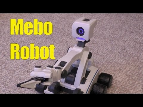 Mebo Robot, Full Review – Robotic Claw That Streams Video from Skyrocket Toys