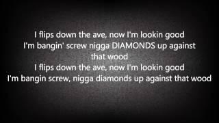 UGK - Diamonds & Wood Lyrics HQ