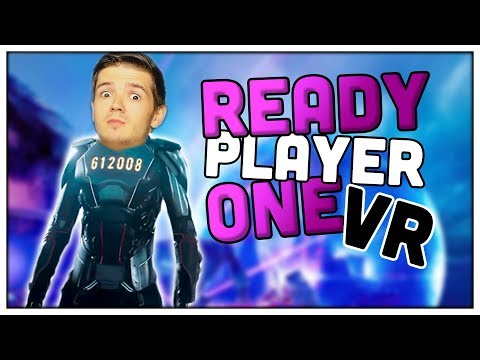 Ready Player One VR! (Oasis BETA)
