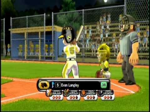 Little League World Series 2009 Wii