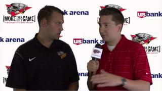 CYCLONES TV: Ben Simon on Brett Wysopal and Drew Daniels Signings