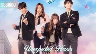 SubIndo Unexpected Heroes Eps. 4
