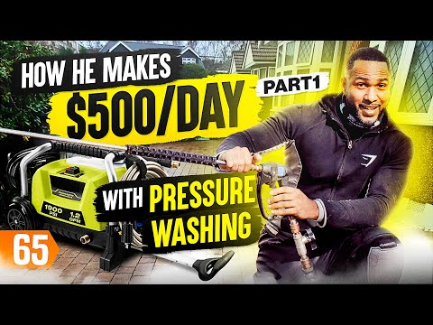 , title : 'Pressure Washing Business Makes $500/Day (Find Out How) Pt. 1