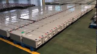 12V200Ah Gel Battery For Energy Storage Use
