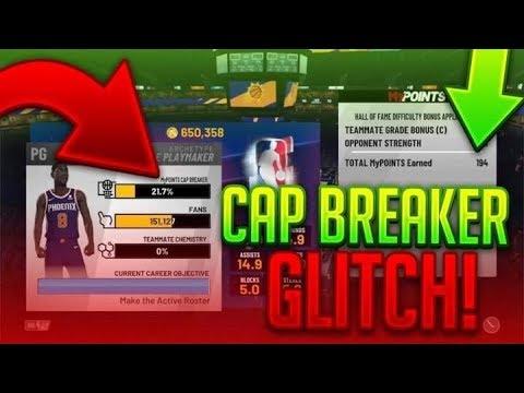 Nba 2k19 mycareer cap breaker issue - смотреть онлайн на Hah