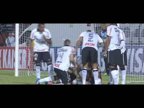 Todos os gols feito pelo Corinthians na Copa Libertadores da América 2012 em HD