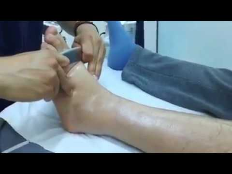 Giunti per trattamenti e massaggi