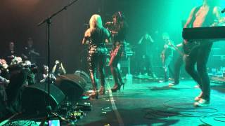 Doro - True As Steel (featuring Veronica Freeman) - Gramercy Theater 102014