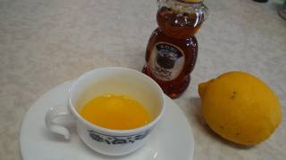 Herbal remedy for Cold, Cough and Seasonal Allergies - Turmeric Honey Video Recipe by Bhavna