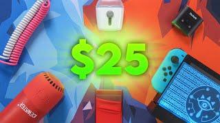 Cool Tech до 25 долларов США - февраль