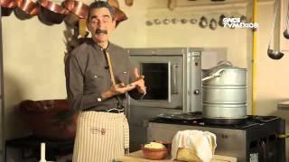 Tu cocina - Gorditas de chile ancho con queso