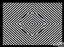 Les effets visuels du LSD