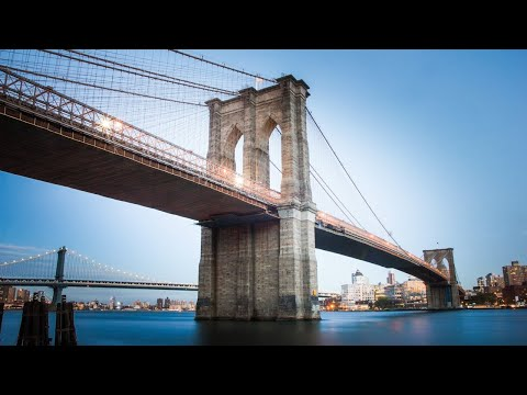 The Unexpected History of Building the Brooklyn Bridge