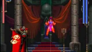 Castlevania: Symphony of the Night video