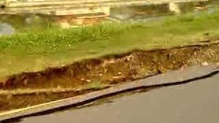 Dampak Gempa Padang 2009