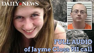 FULL AUDIO of Jayme Closs 911 call