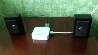 Wi-fi радіоприймач з роутера TP-Link TL MR-3020