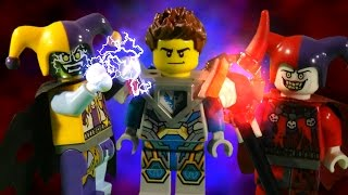LEGO NEXO KNIGHTS - MEGA MIX MOVIE
