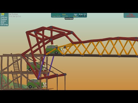 3 Poly Bridge Solutions [Two By Two 6-3]