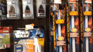 MY 300th STAR WARS VIDEO - TOY RUN TO TOYS R US, OLD KENT ROAD, LONDON, UK