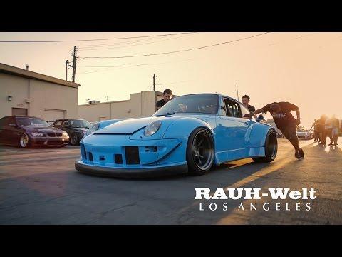 Download RWB Los Angeles #1 Build - Porsche 993 HD Mp4 3GP Video and MP3