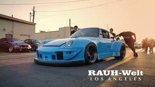 RWB Los Angeles #1 Build - Porsche 993
