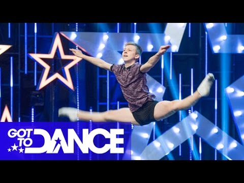 Kaine | Audition | Got To Dance 2014