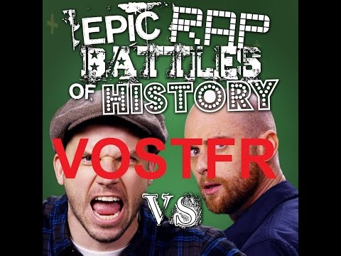 Nice Peter vs EpicLLOYD 2 - VOSTFR - Epic Rap Battles of History Season 5